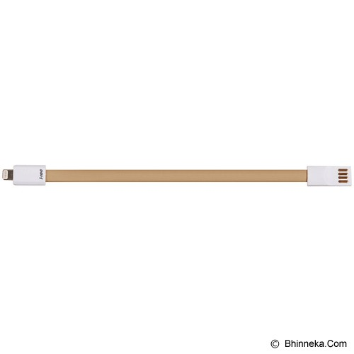 IROC Hyper Cable iphone 5 Short [HypIp5S] - Brown - Cable / Connector Usb